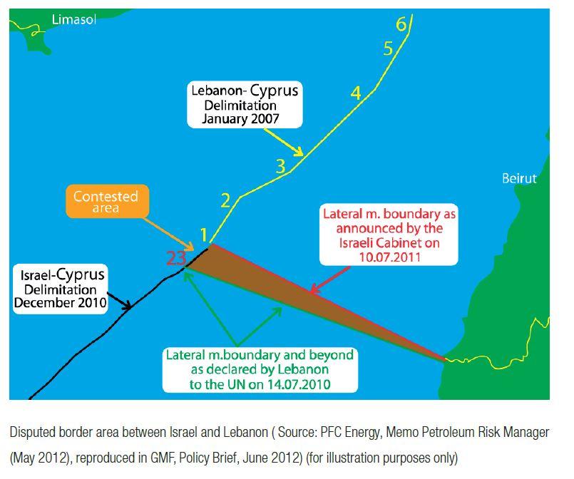 The Legal Framework of Lebanon's Maritime Boundaries: The